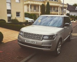 Range Rover Supercharged LWB