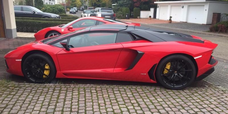 Lamborghini Aventador Lp 700 4 Pirelli Edition Roadster