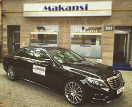 Mercedes-Benz S400 4matic