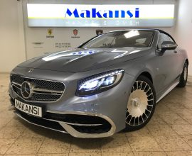 Mercedes-Benz S 650 Maybach Cabrio 1 OF 300