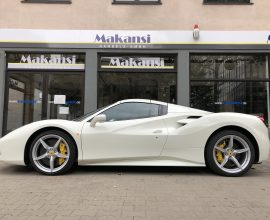 Ferrari 488 Spider LED Carbon-Lifting-AFS-CAMRA-MY.2019